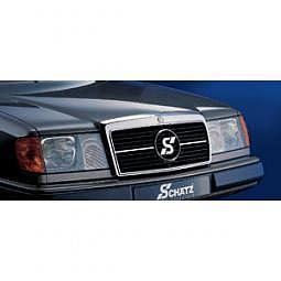 """Grilleinsatz """"sport"""" mit Emblem"""