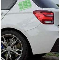 FOLIATEC Cardesign Sticker - CODE - sc..
