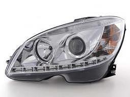 Scheinwerfer Daylight Set Mercedes-Ben..