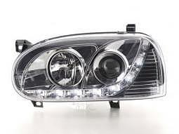Scheinwerfer Daylight Set VW Golf 3 Ty..