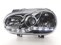 Scheinwerfer Daylight Set VW Golf 4 Ty..