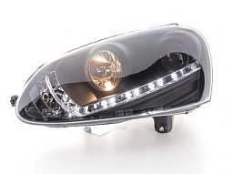 Scheinwerfer Daylight Set VW Golf 5 Ty..