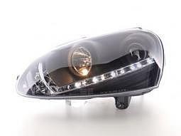 Scheinwerfer Daylight Set VW Golf 5 Bj..