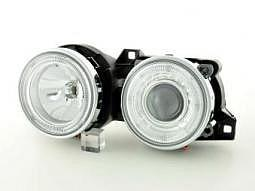 Scheinwerfer Angel Eyes Set fr BMW 3e..