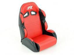 Kindersitz Sportsitz Mini 1 rot/schwarz
