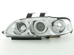 Scheinwerfer Set Honda Civic Coupe 2/3..