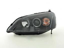 Scheinwerfer Set Honda Civic Coupe Bj...