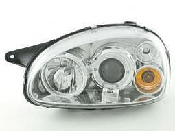 Scheinwerfer Set Opel Corsa Typ B Bj. ..
