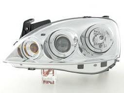 Scheinwerfer Set Opel Corsa Typ C Bj. ..