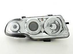 Scheinwerfer Set Opel Astra F chrom Bj..