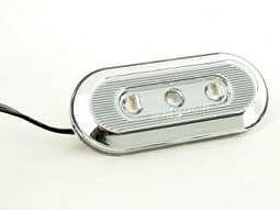 LED-Seitenblinker Set VW Lupo Polo Gol..