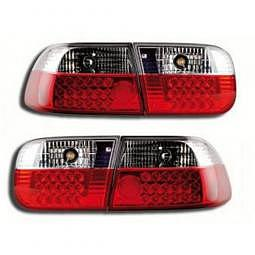 Rckleuchten Set LED Honda Civic 2/4-t..