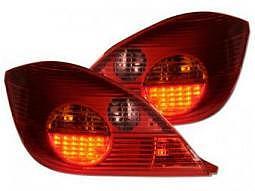 Rckleuchten Set LED Opel Tigra TwinTo..