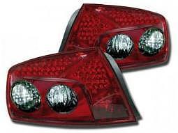 Rckleuchten Set LED Peugeot 407 Limou..