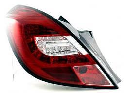Rckleuchten Set LED Opel Corsa D 3-t..