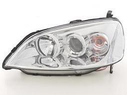 Scheinwerfer Set Honda Civic Coupe/Civ..