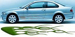 Autoaufkleber Body Grafics 418