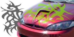 Autoaufkleber NFS E1