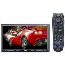 Multimedia DVD-/CD-/USB-/SD-Receiver mit 7-Zoll Touch-Panel- Bildschirm