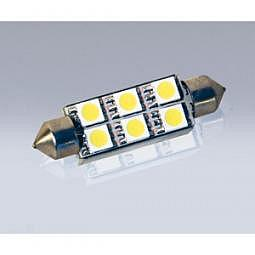 FOLIATEC SMD-LED CabLight/Soffitte - ultraweiss, 38mm, 1 SMD, 1 St?ck_1