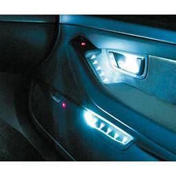 FOLIATEC SMD-LED FlexStripes XXS - 15 weisse SMDs, L = 30 cm, 2 St?ck