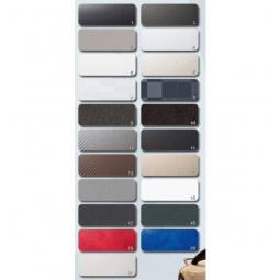 3M DI-NOC Design-Strukturfolien Farbe/Struktur:  Carbon silberbrillant / argentbrillant 122cm x 10m