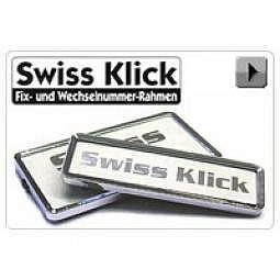 Swiss Klick Weiss Langformat