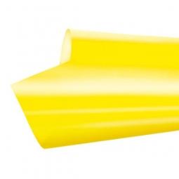 FOLIATEC Carwrapping Film, Basic Line - yellow glossy, 152 cm x lfm