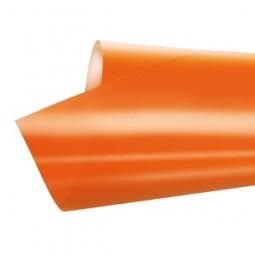 FOLIATEC Carwrapping Film, Basic Line - orange glossy, 152 cm x lfm