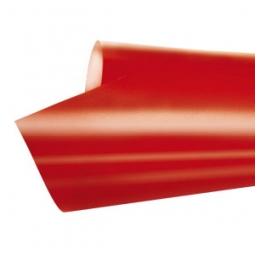 FOLIATEC Carwrapping Film, Basic Line - red glossy, 152 cm x lfm