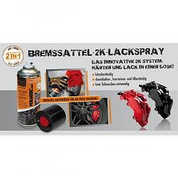 BREMSSATTEL-2K-LACKSPRAY - schwarz, 400 ml