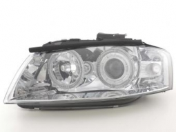 Scheinwerfer Angel Eyes Set Audi A3 Typ 8P/8PA, chrom