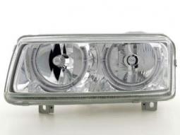Scheinwerfer Angel Eyes Set VW Passat 35i, chrom