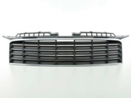 Sportgrill Frontgrill Grill Audi A3 Typ 8P Bj. 03-05 schwarz/chrom
