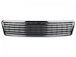 Sportgrill Frontgrill Grill Audi A8 Typ D2 Bj. 99-02 chrom