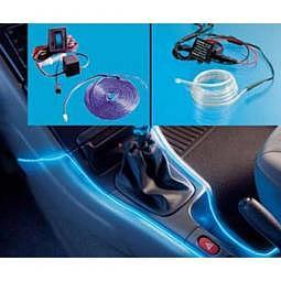 FOLIA TEC Neon-Flex-Kabel orbitblau