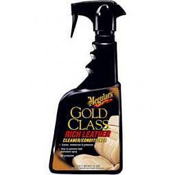 Gold Class Lederpflegespray - 473 ml