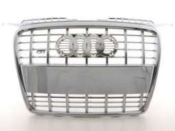 Sportgrill Frontgrill Grill Audi A3 Typ 8P Bj. 05-08 chrom