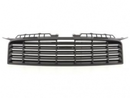 Sportgrill Frontgrill Grill Audi A3 Typ 8P Bj. 03-05 schwarz